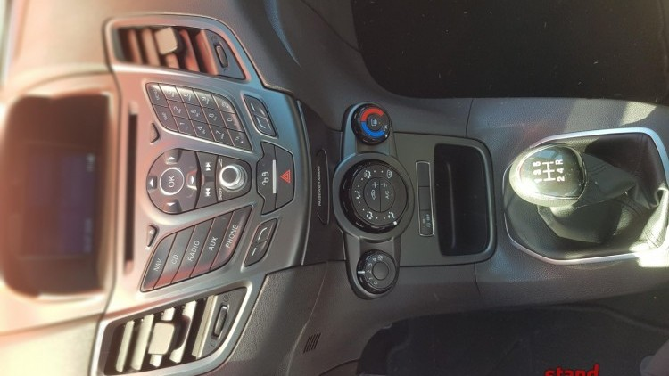 Ford Fiesta 1.5 TDCI