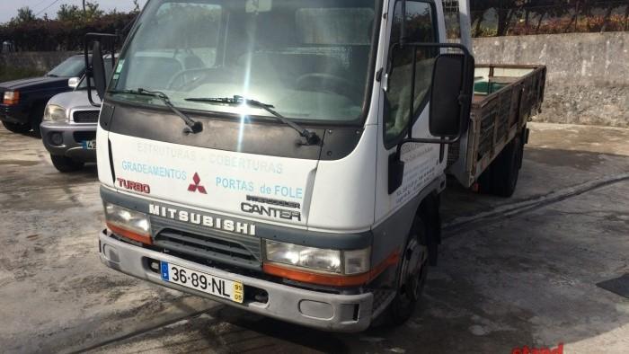 Mitsubishi Canter 2.8 TURBO INTERCOOLER
