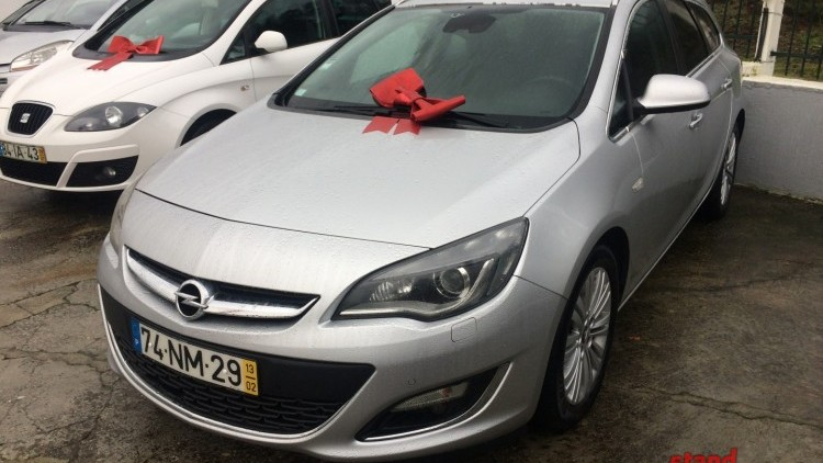 Opel Astra Sports Tourer COSMO S