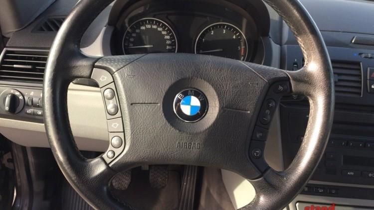 BMW Série X - X3 exclusive