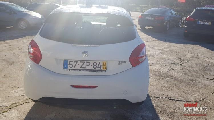 Peugeot 208 1.4 HDI AUTOMATICO