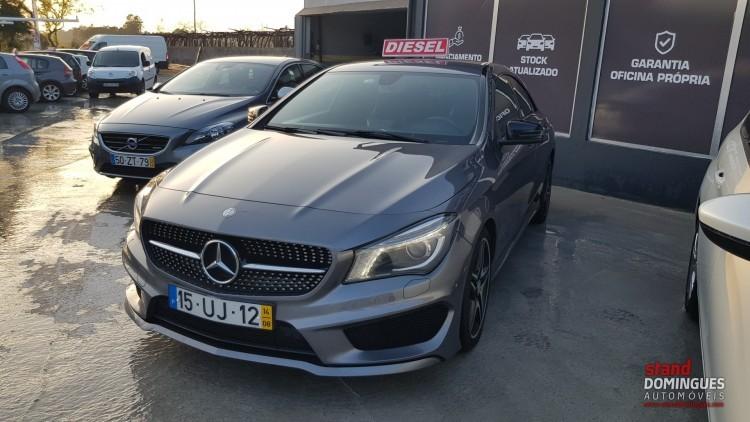 Mercedes-Benz Classe CLA 180 AMG